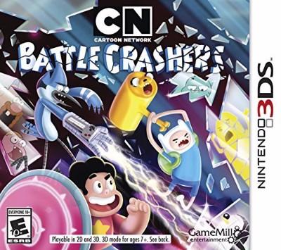 Cartoon Network: Battle Crashers Cover Art