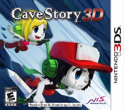 Cave Story 3D Cover Art