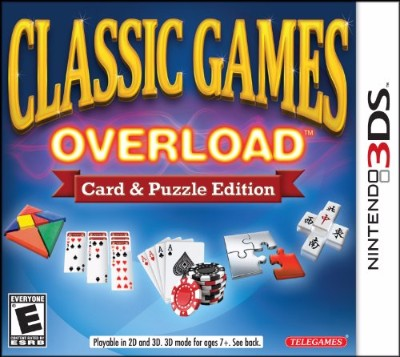 Classic Games Overload Cover Art