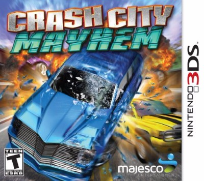 Crash City Mayhem Cover Art