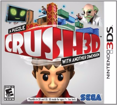 Crush 3D Cover Art
