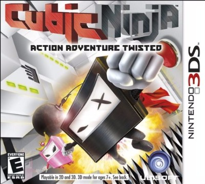 Cubic Ninja Cover Art