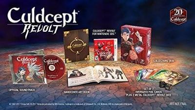 Culdcept Revolt [Limited Edition] Cover Art