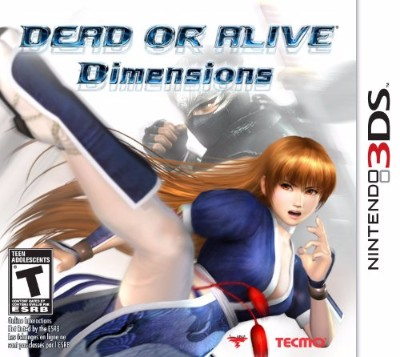 Dead or Alive Dimensions Cover Art