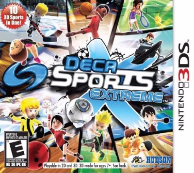 Deca Sports Extreme Cover Art