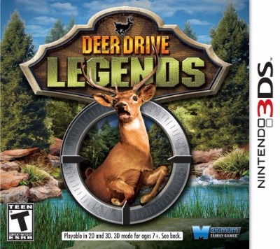 Deer Drive Legends Cover Art