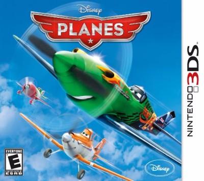 Disney's Planes Cover Art