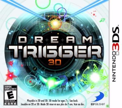 Dream Trigger 3D Cover Art