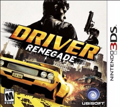 Driver: Renegade Cover Art