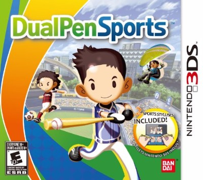 DualPenSports Cover Art