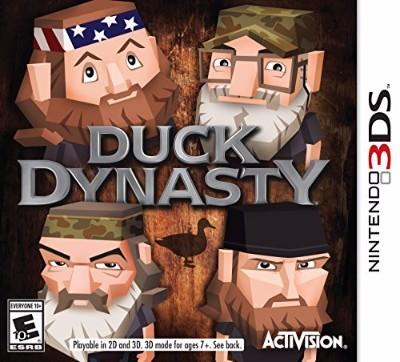 Duck Dynasty Cover Art