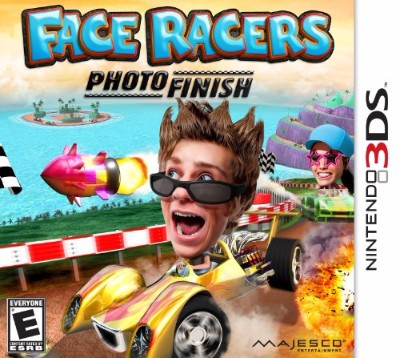 Face Racers: Photo Finish Cover Art