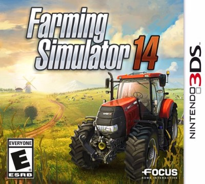Farming Simulator 14 Cover Art