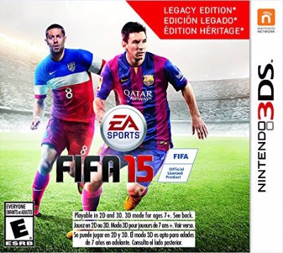 FIFA 15 [Legacy Edition] Cover Art
