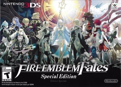 Fire Emblem Fates [Special Edition] Cover Art