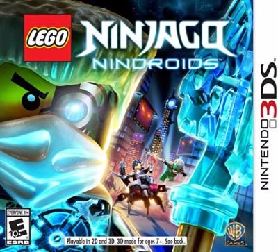 LEGO Ninjago: Nindroids Cover Art