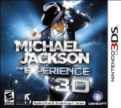 Michael Jackson: The Experience Cover Art