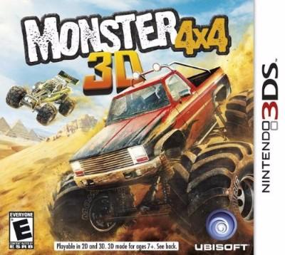 Monster 4x4 Cover Art