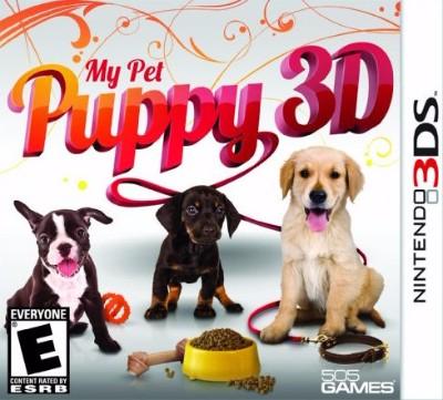 My Pet Puppy 3D Cover Art