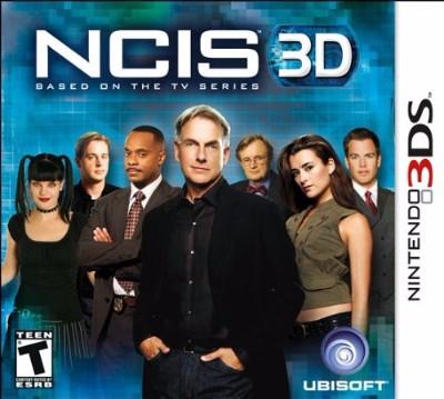 NCIS Cover Art
