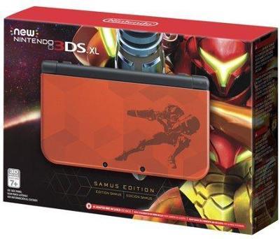 Nintendo 3DS XL [Samus Edition] Value / Price | Nintendo 3DS