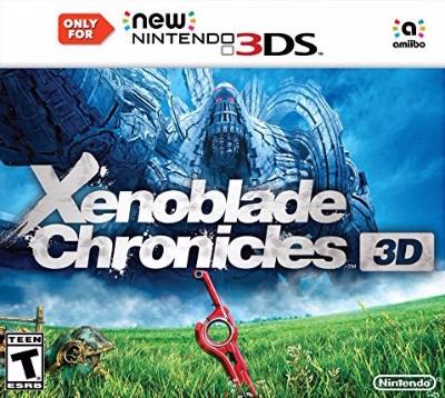 Xenoblade Chronicles 3D Value / Price | Nintendo 3DS