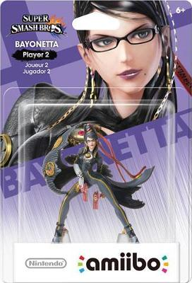 Bayonetta Player 2 [Super Smash Bros. Series]