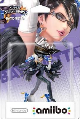 Bayonetta [Super Smash Bros. Series] Cover Art