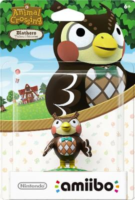 Blathers [Animal Crossing Series] Cover Art