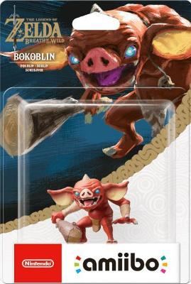 Bokoblin [Breath of the Wild Series] Cover Art