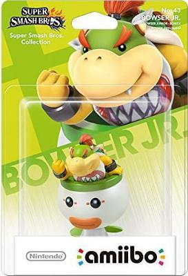Bowser Jr. [Super Smash Bros. Series] Cover Art