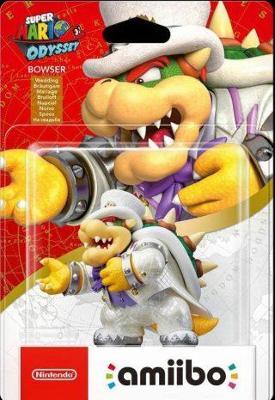 Bowser [Super Mario Odyssey] Cover Art