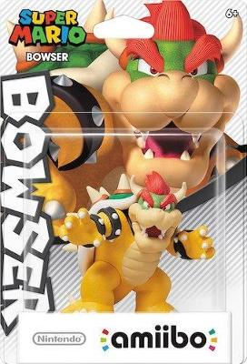 Bowser [Super Mario Series] Cover Art