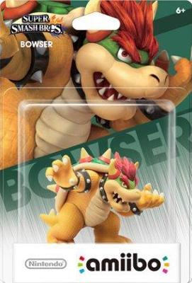 Bowser [Super Smash Bros. Series] Cover Art