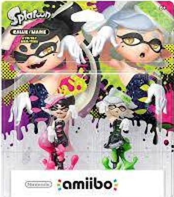 Callie & Marie 2 Pack [Splatoon Series] Cover Art