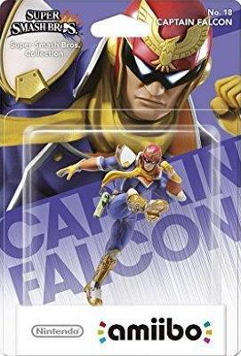 Captain Falcon [Super Smash Bros. Series] Cover Art