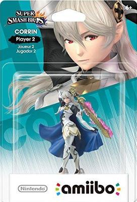 Corrin Player 2 [Super Smash Bros. Series] Cover Art