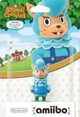 Cyrus [Animal Crossing Series] Cover Art