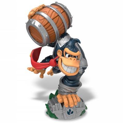 Dark Turbo Charge Donkey Kong [Skylanders Series]