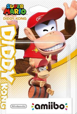 Diddy Kong [Super Mario Series] Cover Art