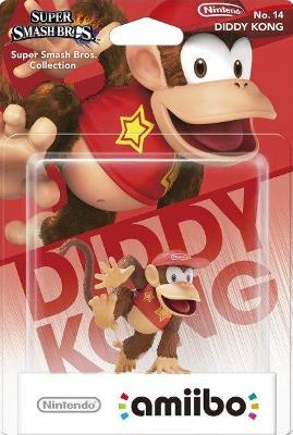 Diddy Kong [Super Smash Bros. Series] Cover Art