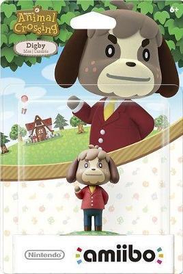 Digby [Animal Crossing Series] Cover Art