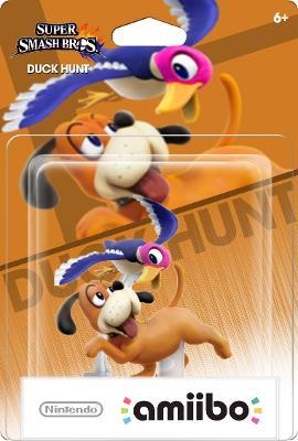 Duck Hunt [Super Smash Bros. Series] Cover Art
