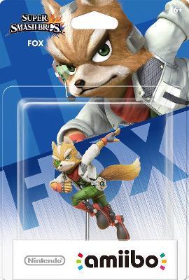 Fox [Super Smash Bros. Series] Cover Art