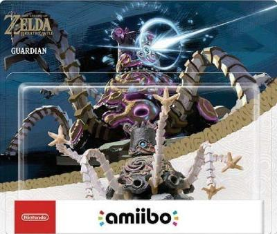 Guardian [Breath of the Wild Series] Cover Art