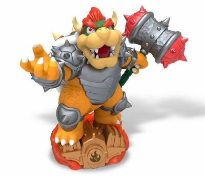 Hammer Slam Bowser [Skylanders Series] Cover Art