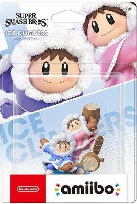 Ice Climbers [Super Smash Bros. Series] Cover Art