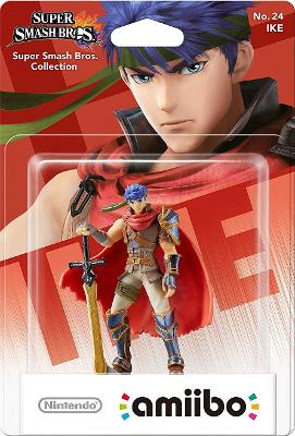 Ike [Super Smash Bros. Series] Cover Art