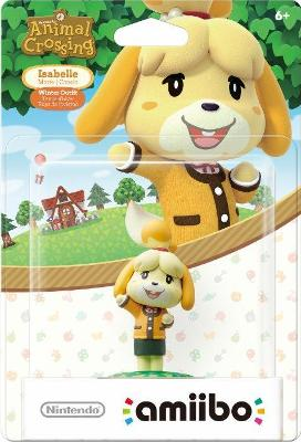 Isabelle Winter Outfit [Animal Crossing Series] Cover Art