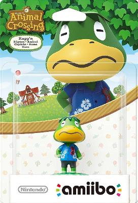 Kapp'n [Animal Crossing Series] Cover Art